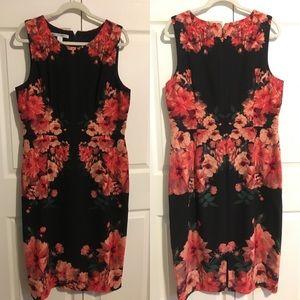 Maggy London Una Knit Dress Size 16